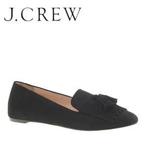 J.crew Darby tassel loafers